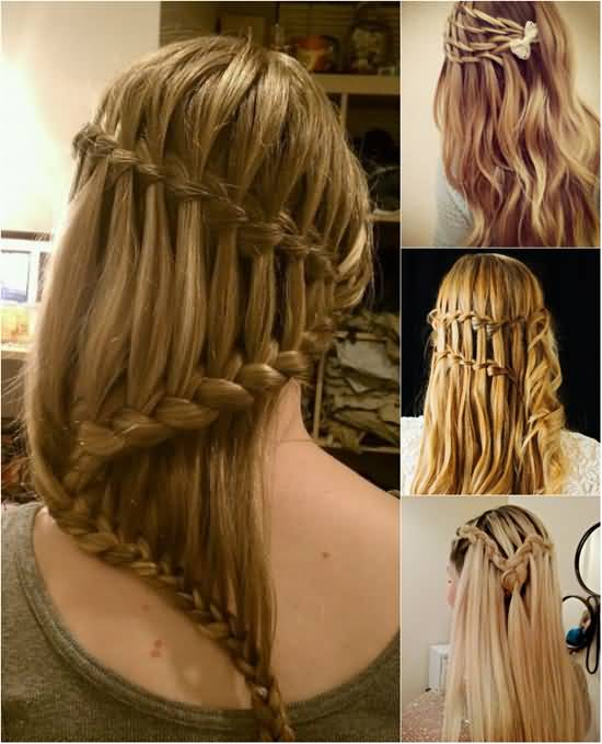 Mind blowing designs Braid Hairstyle