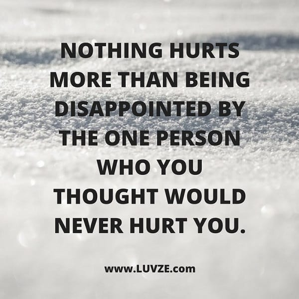 Nothing Hurts More Than Break Up Quotes
