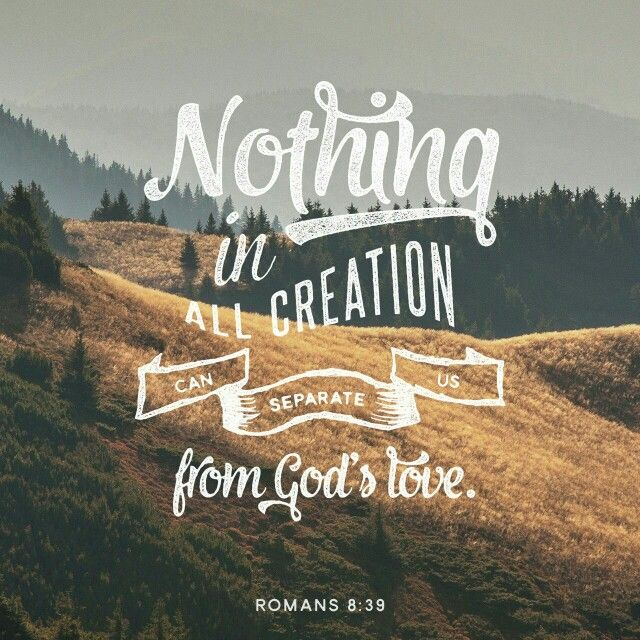 Nothing In All Creation Bible Quotes