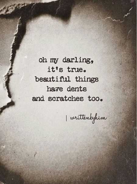 Oh My Darling It's True Beautiful Quotes