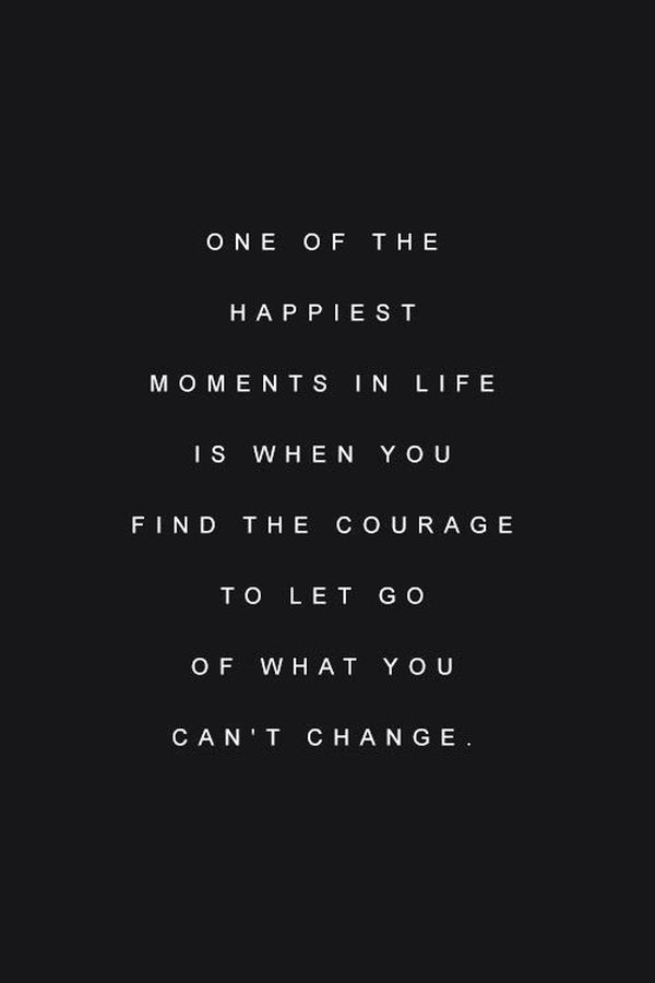One Of The Happiest Change Quotes