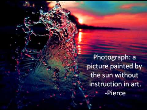 Photograph A picture painted by Nature and Earth Quotes