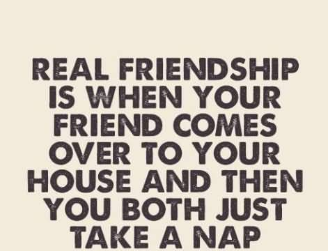 Real Friendship Is When Best Friend Quotes
