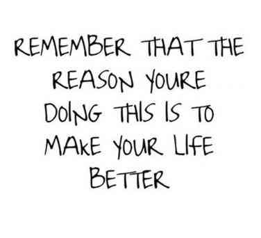 Remember That The Reason Change Quotes