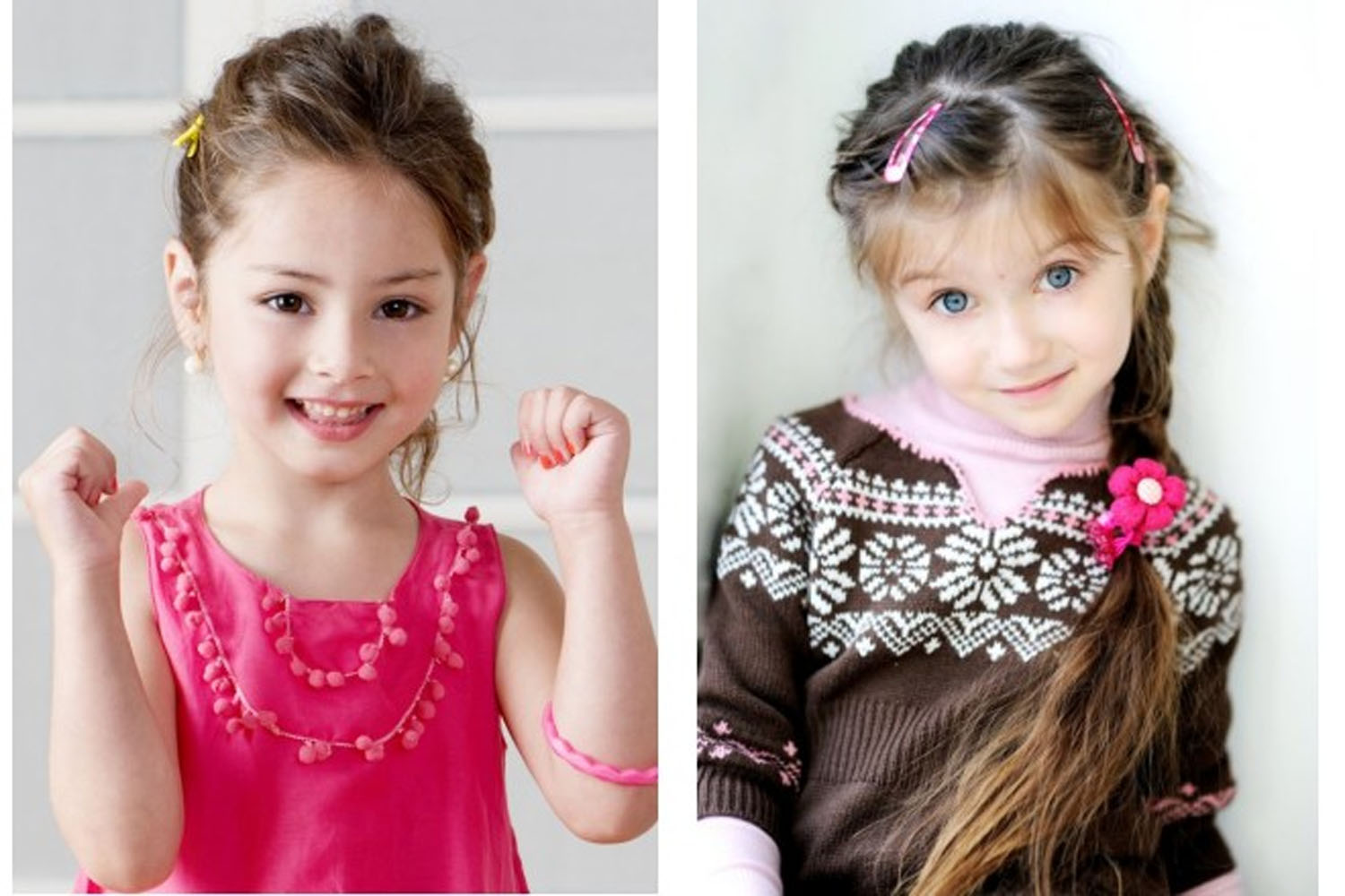 33 Best Kids Hairstyle For Your Beautiful And Cute Daughter – Preet ...