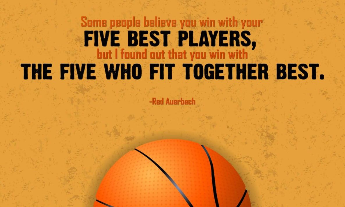 Some People Believe You Basketball Quotes