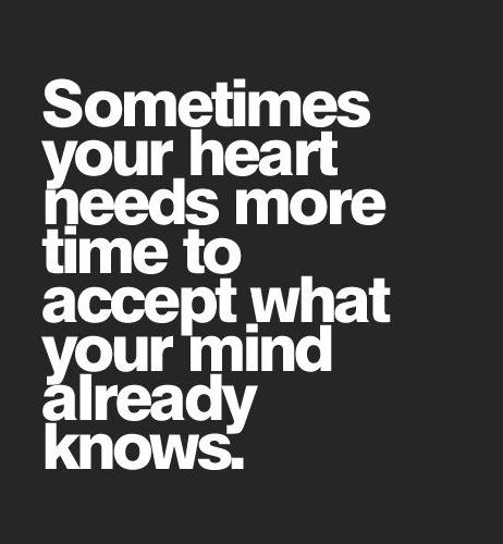 Sometimes Your Heart Needs Broken Heart Quotes