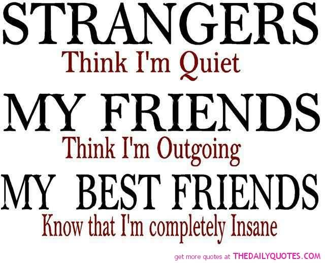 Top 25 Funny Best Friend Quotes For Your Funniest Best ...