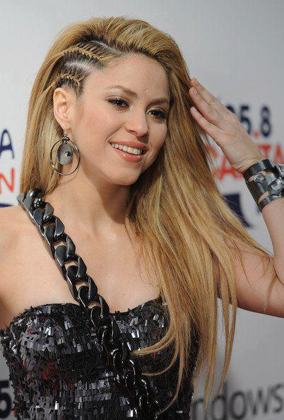 Stylish side design Braid Hairstyle