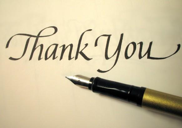 Thank You Appreciation Quotes