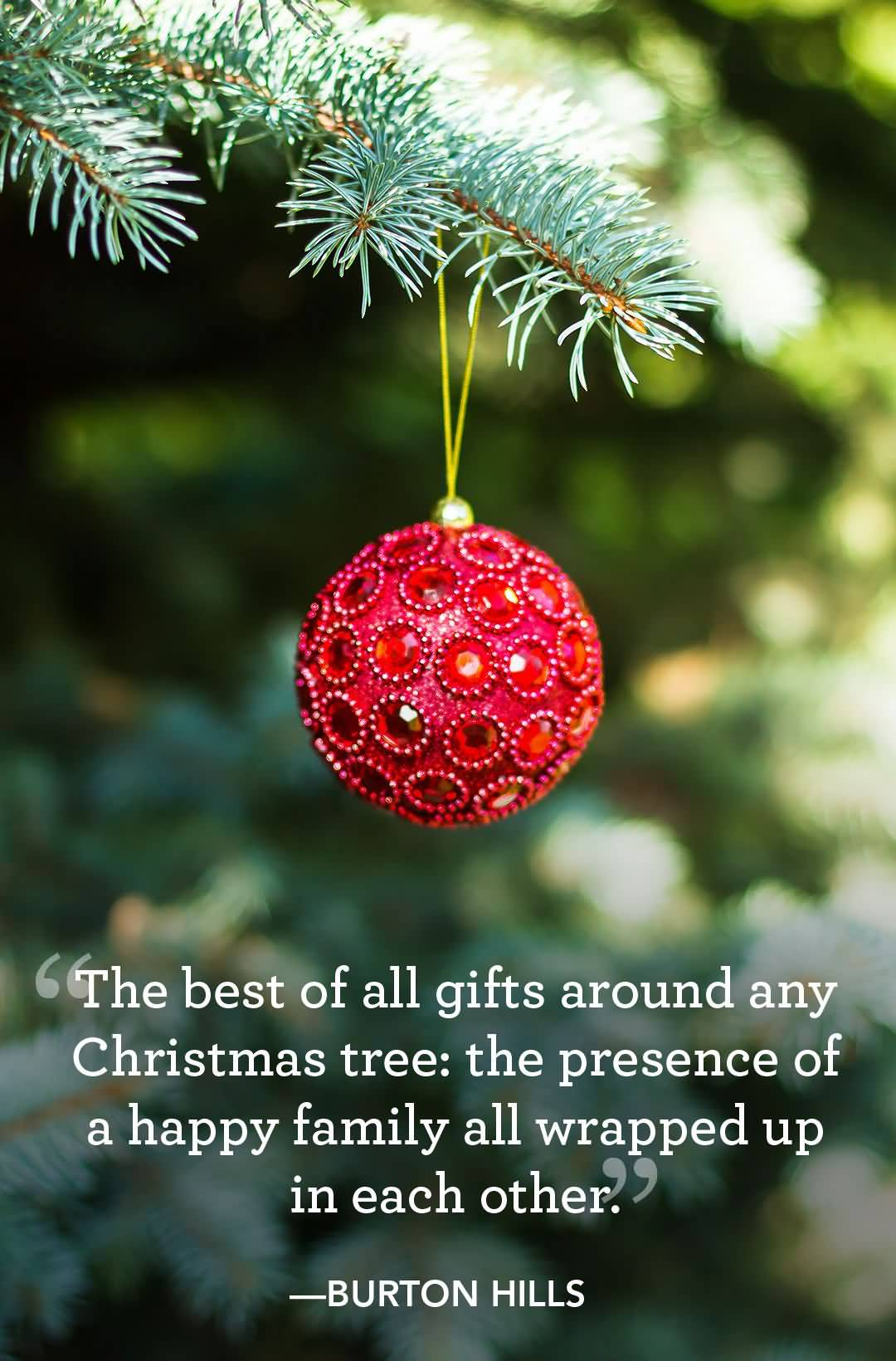 The Best Of All Gifts Christmas Quotes