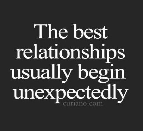 The Best Relationships Usually Boyfriend Quotes