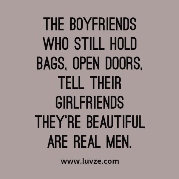 The Boyfriends Who Still Hold Boyfriend Quotes