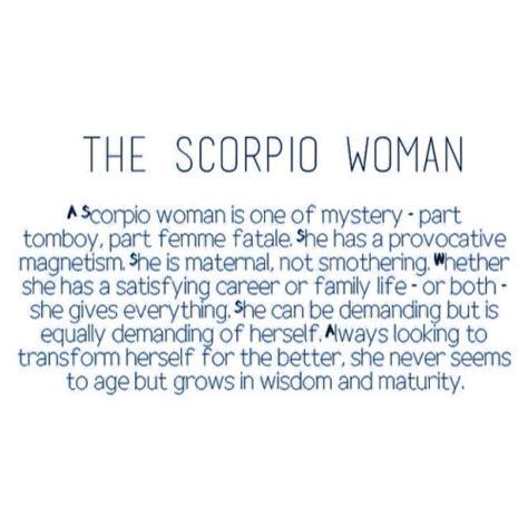 The Scorpio Woman Lip Biting Quotes