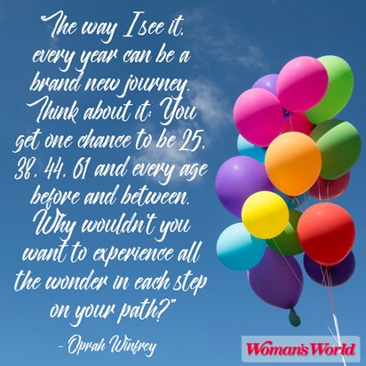 The Way I See It Birthday Quotes