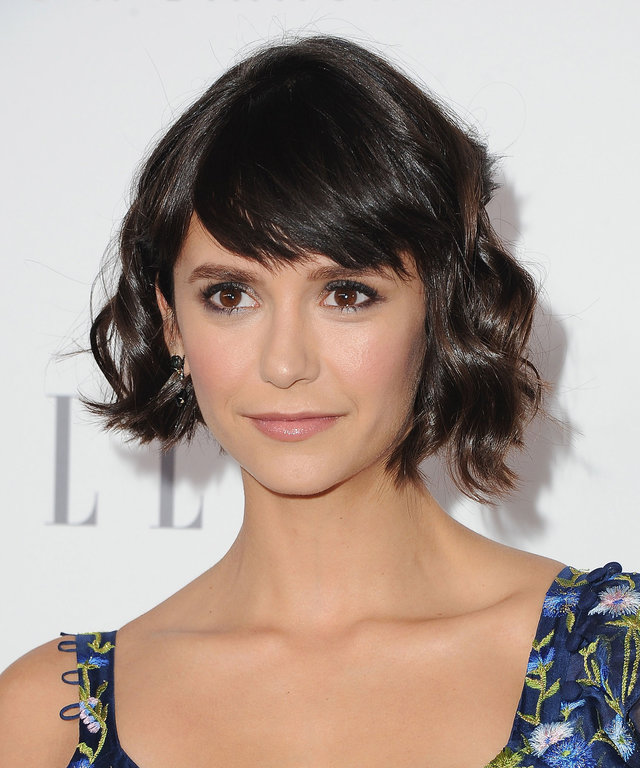 Trendy hair short cut Curly Hairstyle