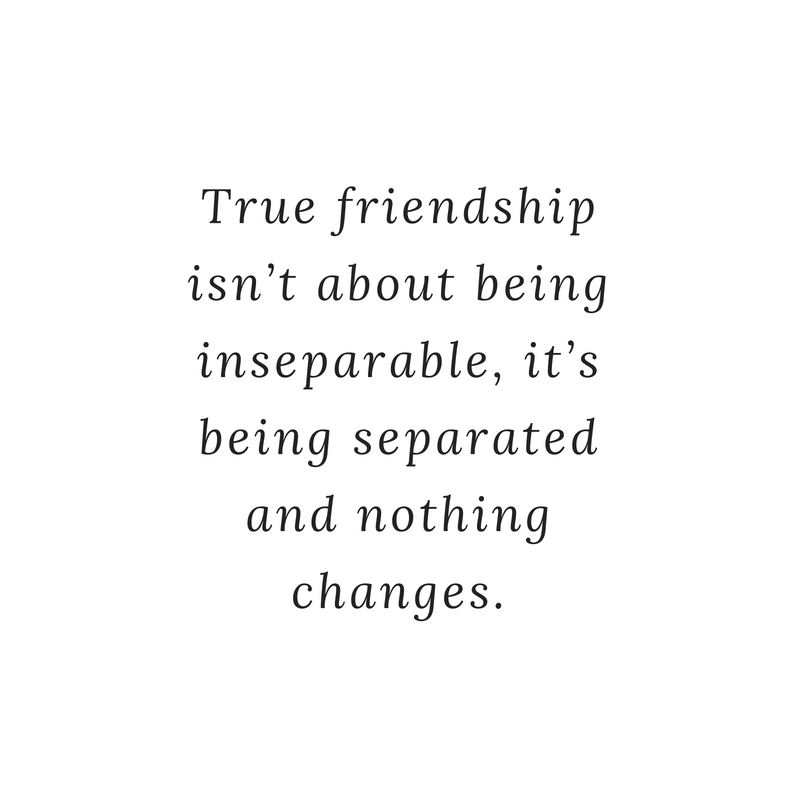 True Friendship Isn't About True Friendship Quotes