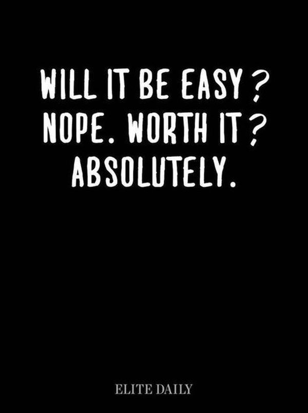 Will It Be Easy Change Quotes