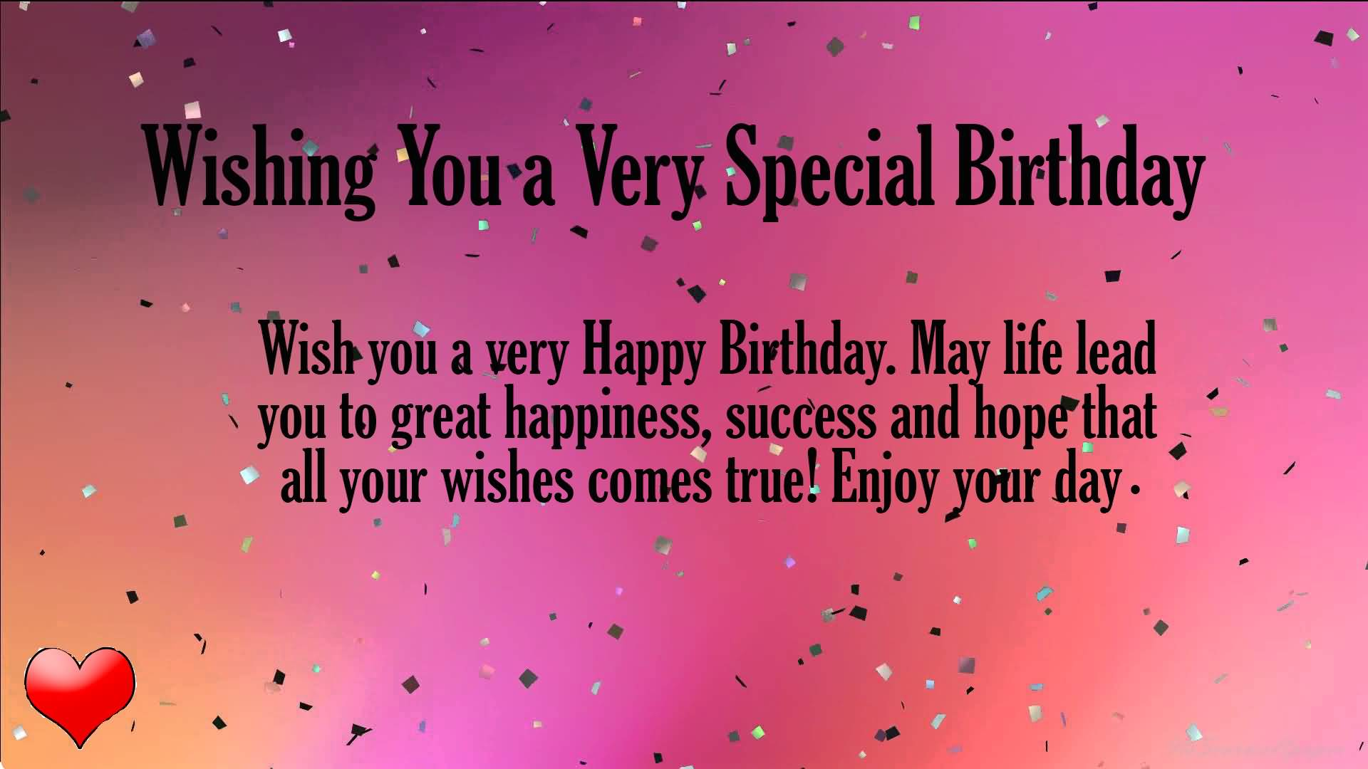 Wishing You A Very Best Friend Birthday Quotes