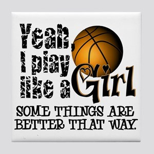 Yeah I Play Like A Basketball Quotes