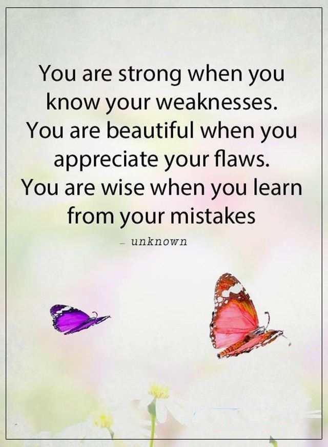 You Are Strong When You Awesome Quotes