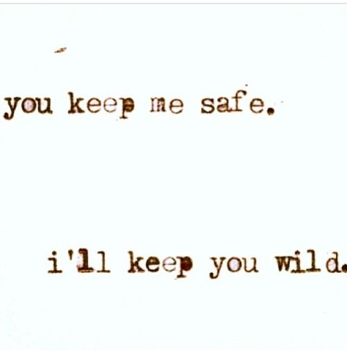 You Keep Me Safe Short Best Friend Quotes