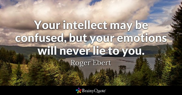 Your Intellect May Be Confused Quotes