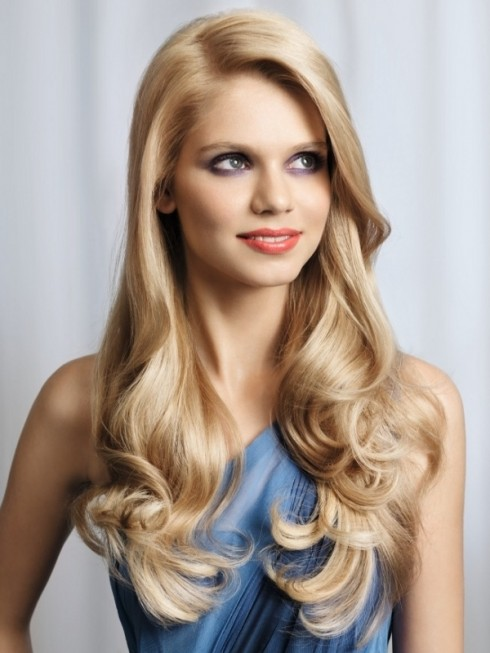 wedding style for bridal Layer Hairstyle