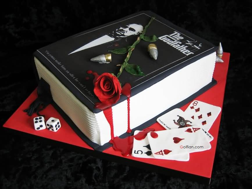 Best gift wish for Godfather with book