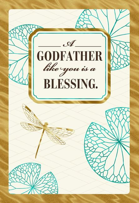 Birthday Greeting Blessing For Amazing Godparents