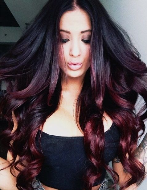 Cool style two tone for women Long Hairstyle