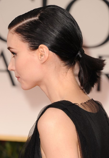 Easy short style Ponytail hairstyle