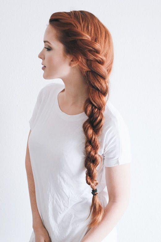 Fabulous braid style for Long Hairstyle