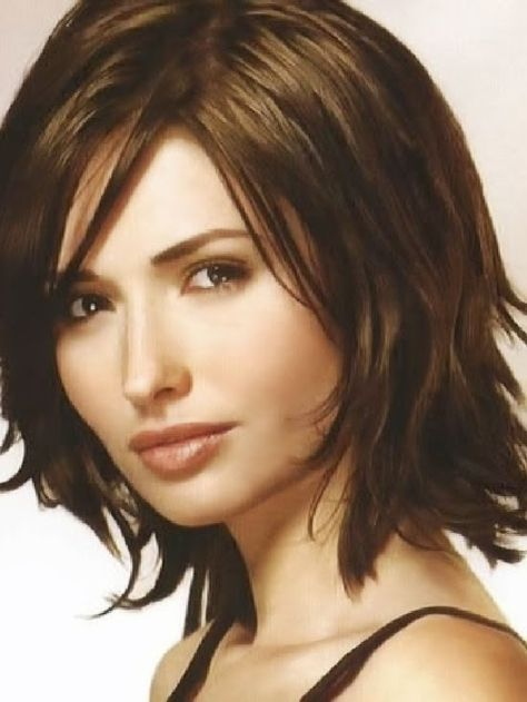 Girlish look style Short Hairstyle