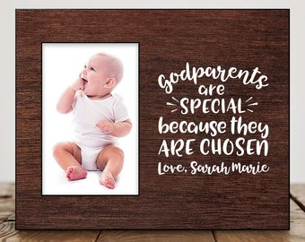Godparents are special happy birthday message image