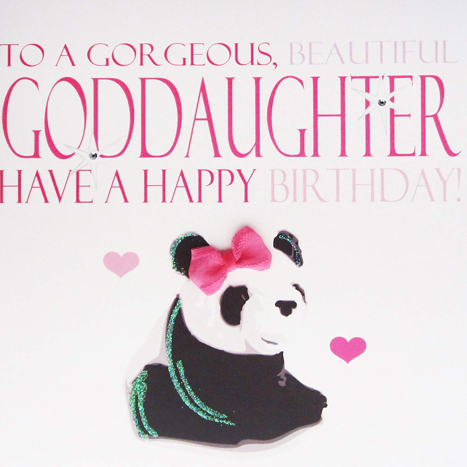 Gorgeous Goddaughter Birthday wishes from mom