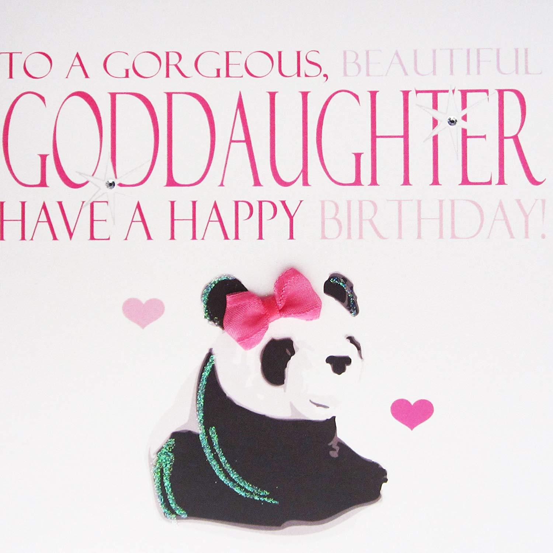 29 Best Birthday Goddaughter Wishes