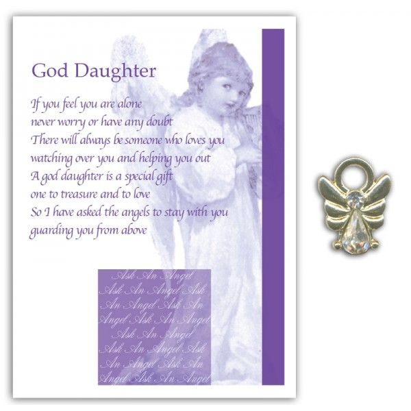 Great prayer for Goddaughter with best blessing and wish