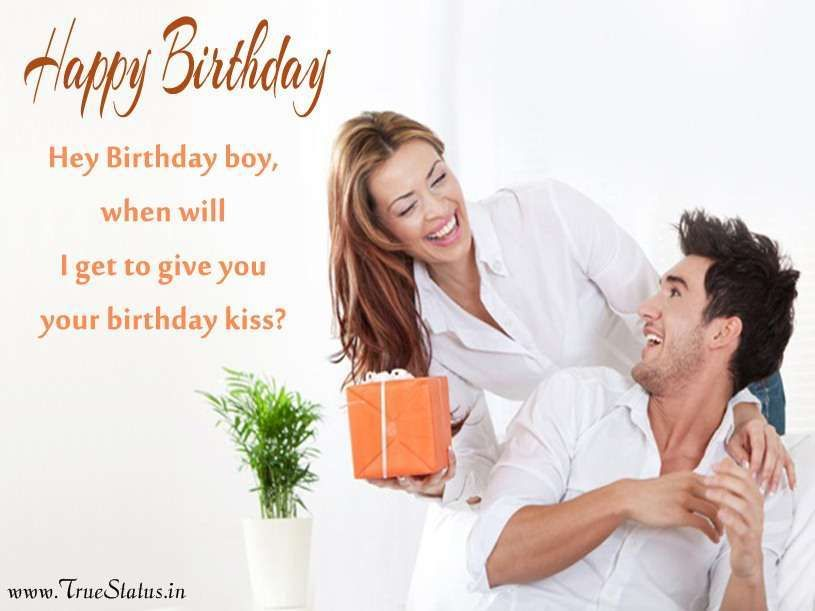 Happy birthday wishes with full of happiness dear Husband from wife