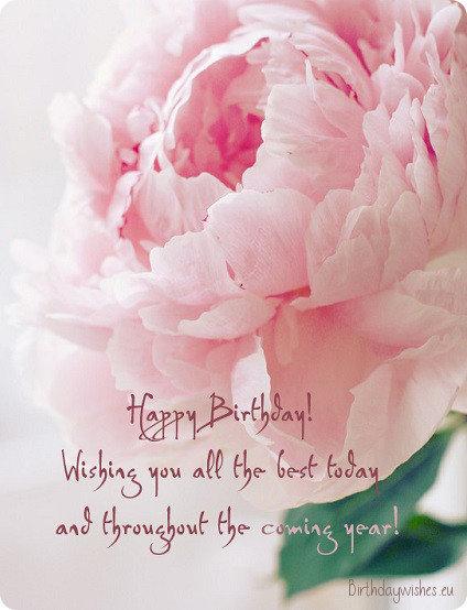 Happy birthday wishing to Godchild from mother