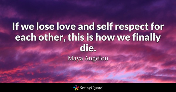 If We Lose Love Death Quotes