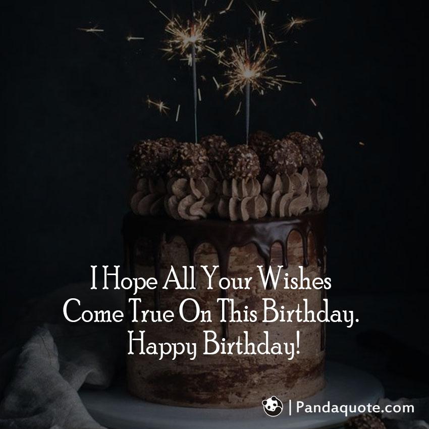 Lovely birthday blessing image for dear Husband