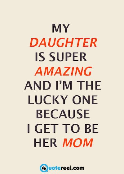 My Daughter Is Super Daughter Quotes
