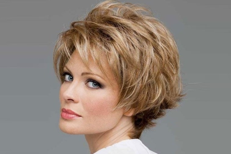 New style for women look Short Hairstyle