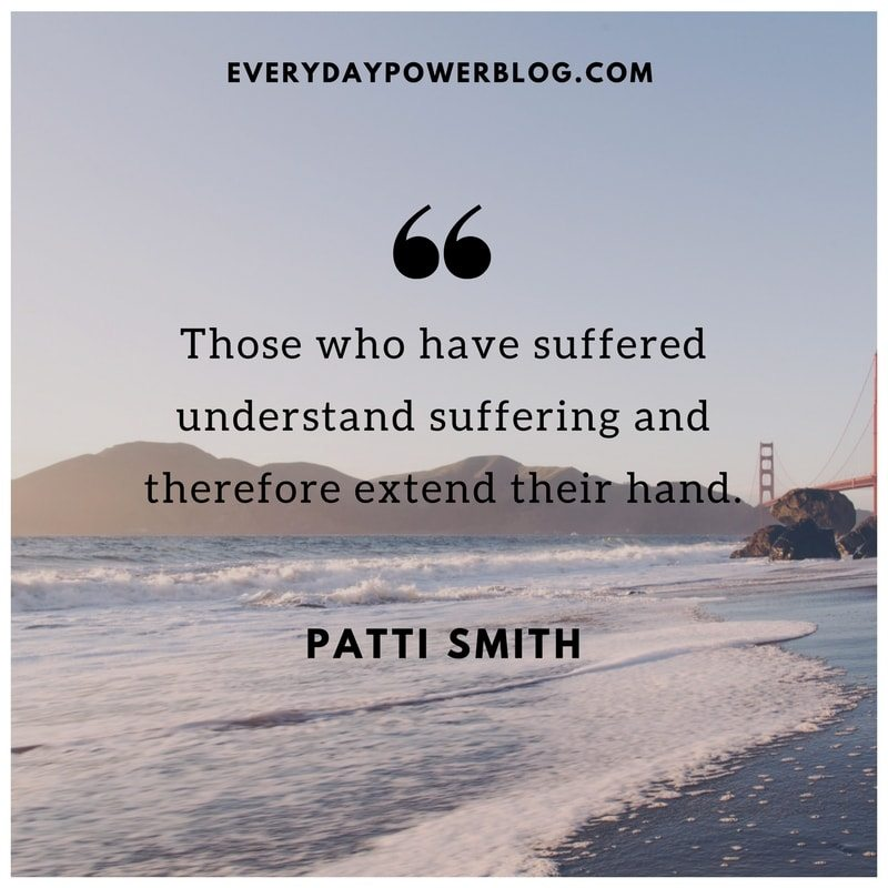 Those Who Have Suffered Death Quotes