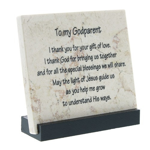 To my Godparent lovely message for you