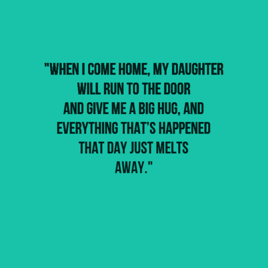 When I Come Home Daughter Quotes
