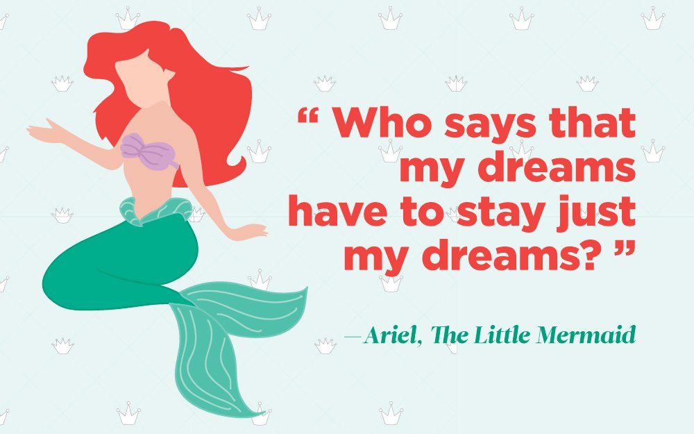 Who Says That My Disney Quotes