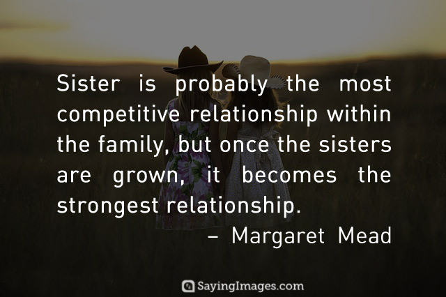 Wonderful birthday quote for cute Sister from your little sis