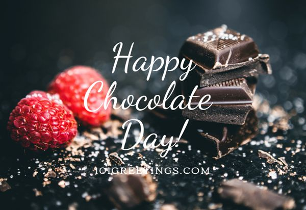 Happy Chocolate Day beautiful greetings for your love